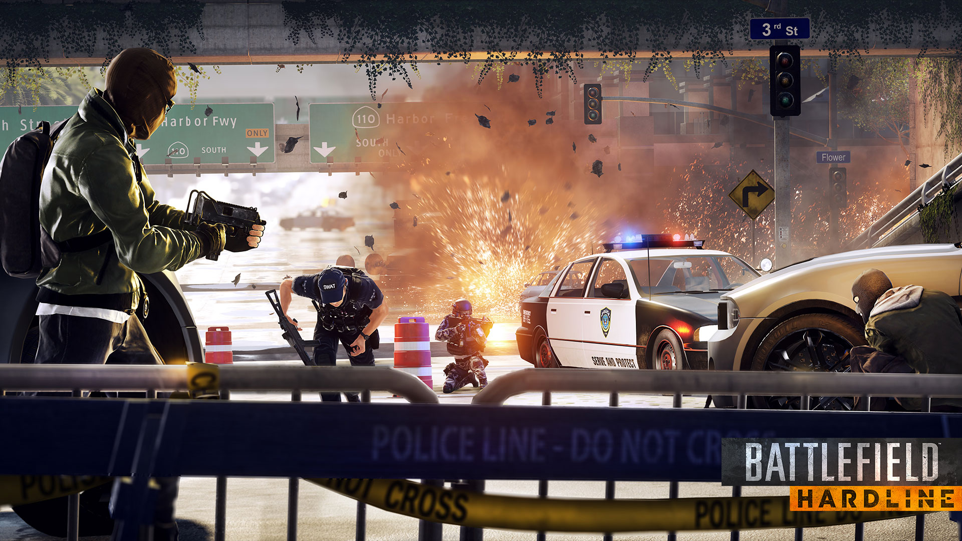 Battlefield Hardline Beta includes Third Map and Mode