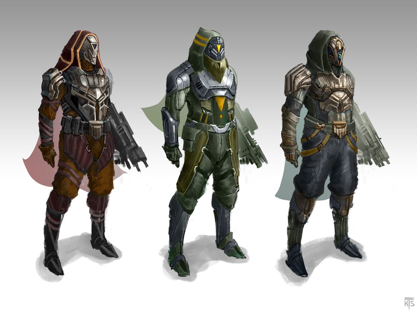 the exotic armor of -#main
