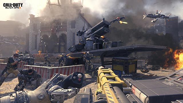 Activision could announce Call of Duty: Black Ops III for Wii U