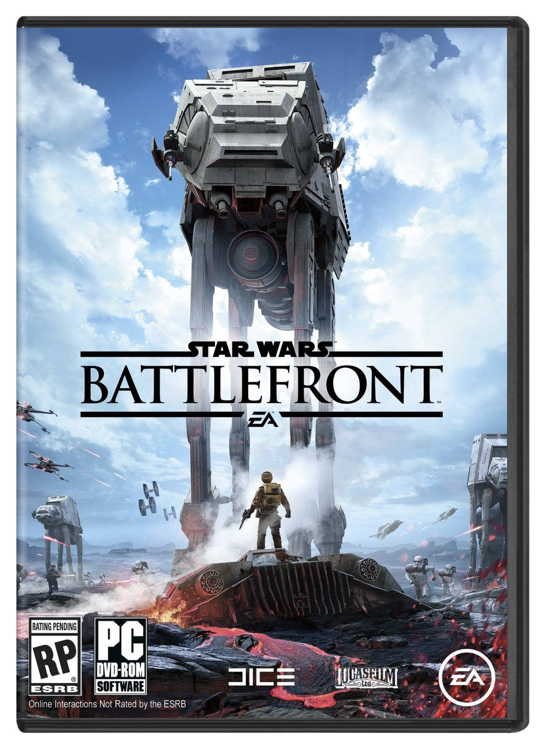 Star Wars Battlefront - Troubleshoot issues in STAR WARS Battlefront
