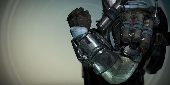 Destiny Hunter Wolf Armor For Kids