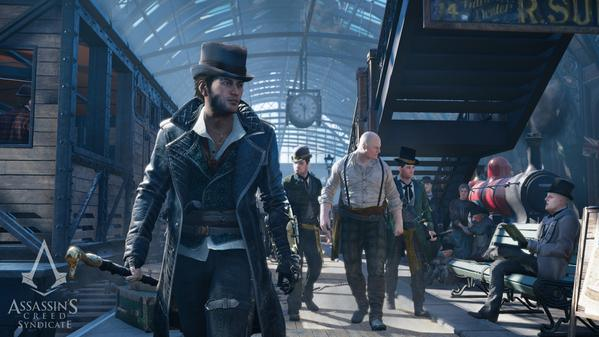 Assassin's Creed Syndicate Demo Hidden Secrets