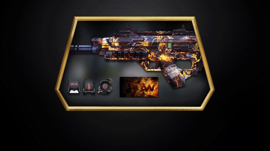 Advanced Warfare get 4 New Personalization Packs available on Xbox Store