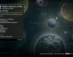 Destiny Weekly Nightfall Strike Mission Walkthrough July 14