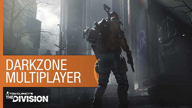 The Division The Dark Zone PVP Hands On First Impression