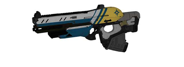 347 Vesta Dynasty Confirmed Scout Rifle added to the Destiny Armory