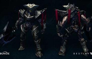 Destiny Darkblade new boss from The Taken King Strike Mission