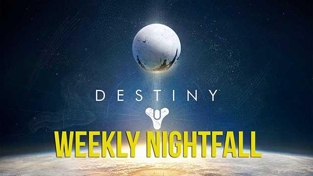 Destiny Weekly Nightfall 7/28 and Heroic Strike Reset July 28