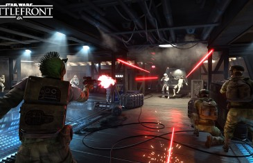 Star War Battlefront Blast Mode Team Deathmatch Announced