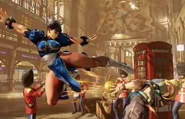 Street Fighter V Beta Down again till further notice