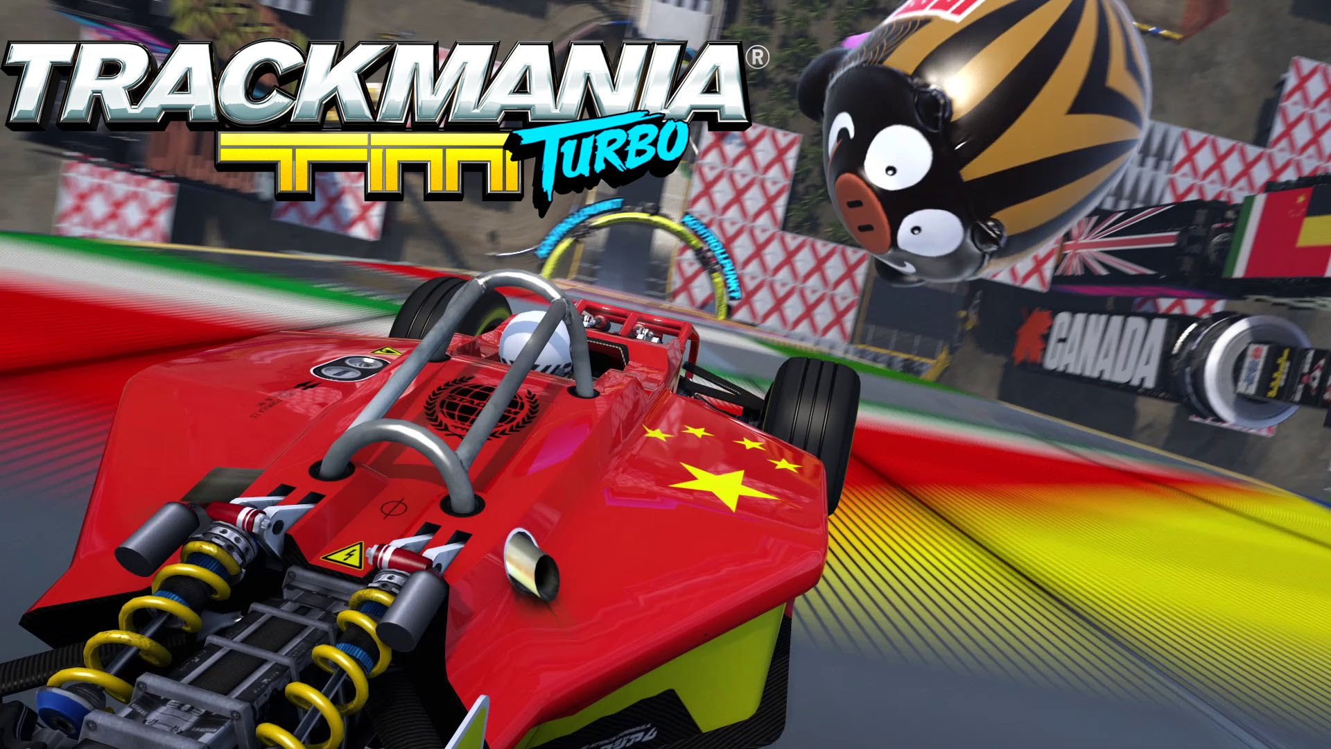 Trackmania Turbo New gameplay Released