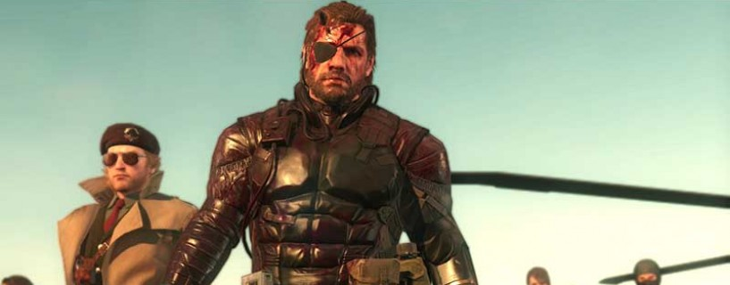 metal gear solid 5 the phantom pain guide