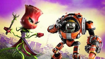 Plants Vs. Zombies: Garden Warfare 2 New Details revealed at gamescom