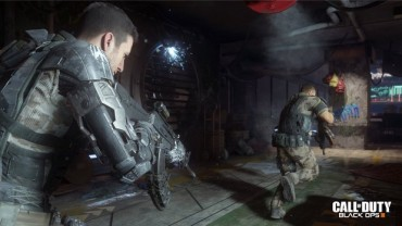 Black Ops 3 Single Player Campaign Screenshots – Lotus Tower