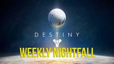 Destiny Weekly Nightfall 8/4 and Heroic Strike Reset August 4
