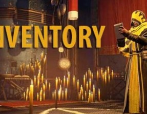Destiny Brother Vance Inventory 9/1 trials of osiris Gear