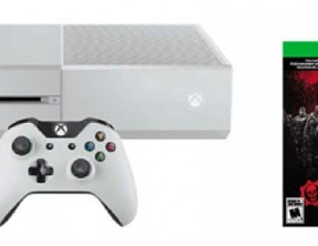 Gears of War: Ultimate Edition Cirrus White Xbox One Bundle