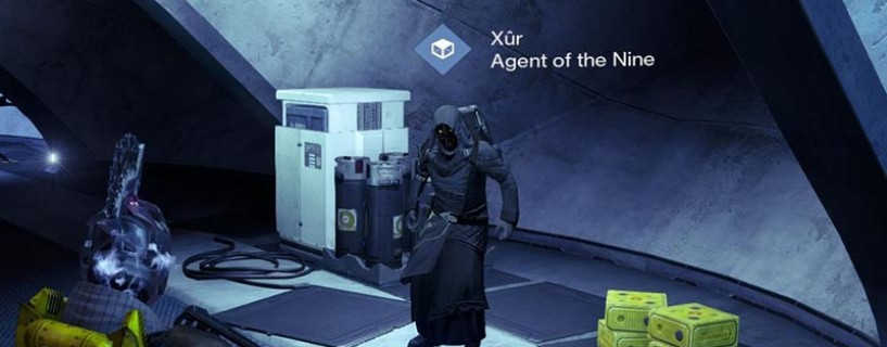 Destiny xur predictions 3 25 16 agent of the nine inventory