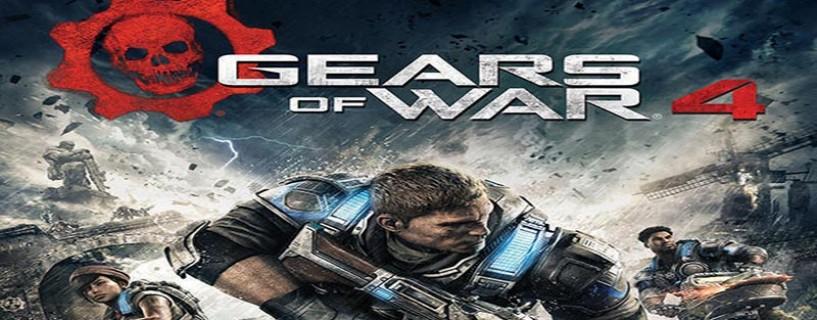 Gears of war 4 release date in Perth