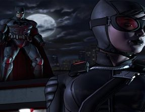 Batman: The Telltale Series Episode 1 Walkthrough Realm of Shadows