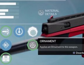 Destiny How to Get Exotic Ornaments for Weapons in Rise of Iron