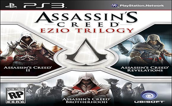 Assassins Creed: Ezio Trilogy Announced