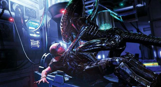Aliens Colonial Marines Preview