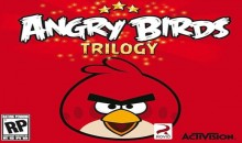 Angry Birds Trilogy heading to the Wii and WiiU