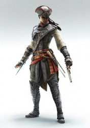 Assassin's Creed 3 Liberation Aveline outfit