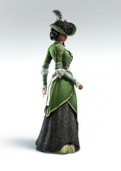 Assassin's Creed 3 Liberation Aveline outfit2