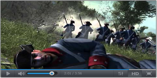 Assassin's Creed III Boston Walkthrough Demo