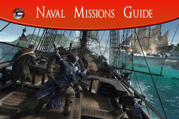 Assassins Creed 3 Naval Missions Guide