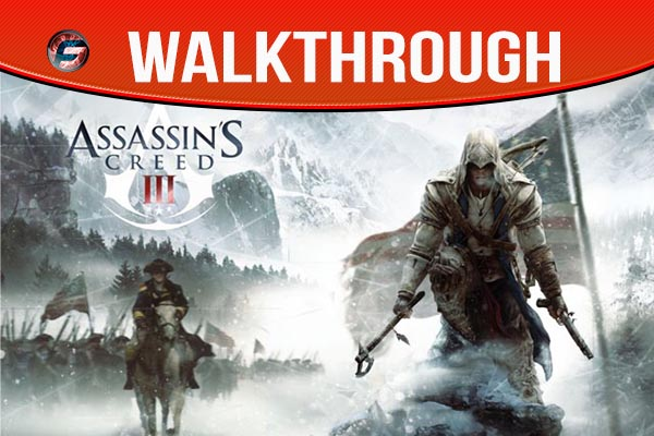 Assassin's Creed 3 Walkthrough