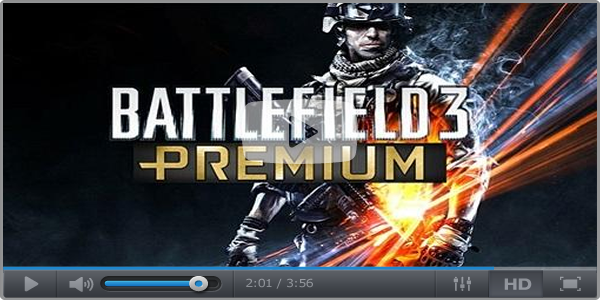 Battlefield 3 Premium Edition Announcement