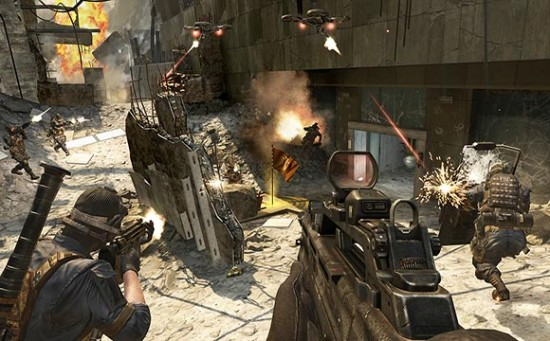 Black Ops 2 Aftermath - Drone Guards