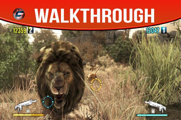 Cabelas Dangerous Hunts 2013 Walkthrough and Wiki Guide