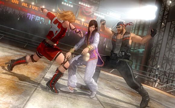 Dead Or Alive 5 New Player and Tag Mode