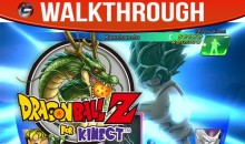 Dragon Ball Z Kinect Walkthrough and Wiki Guide