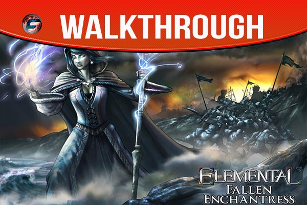 Elemental Fallen Enchantress Walkthrough and Wiki Guide