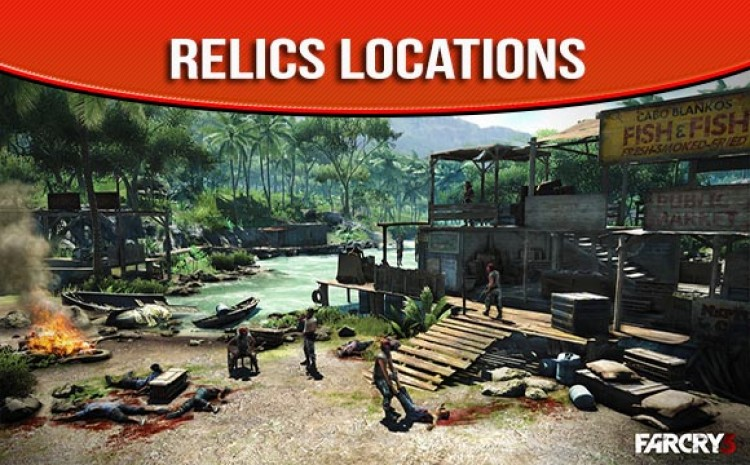 Far Cry 3 Relics