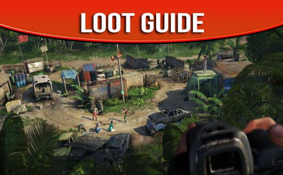 Far Cry 3 Loot Guide
