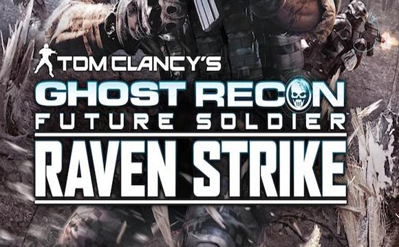 Ghost Recon Future Soldier Raven Strike Walkthrough Strategy Guide