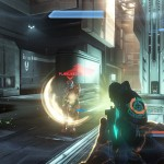 Halo 4 War Games Flood and Complex Screenshots