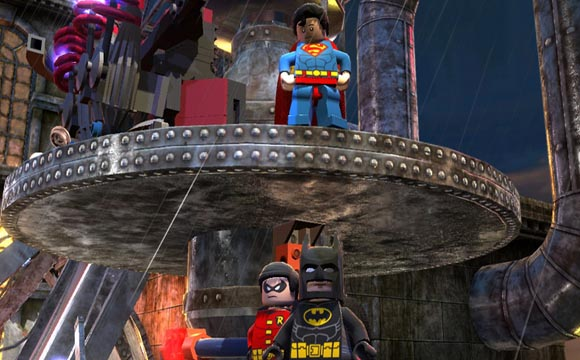 Lego Batman 2: DC Super Heroes Unlock all Characters Team Building Guide