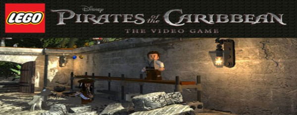 Lego Pirates of the Caribbean Characters (Xbox 360, PS3, Wii, PC, DS, 3DS)