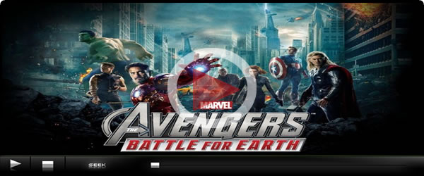 Marvel Avengers Battle For Earth New Game Trailer