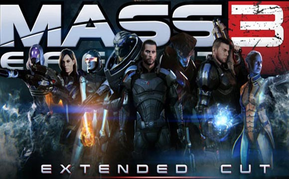 Mass Effect 3: Extended Cut Walkthrough Strategy Guide