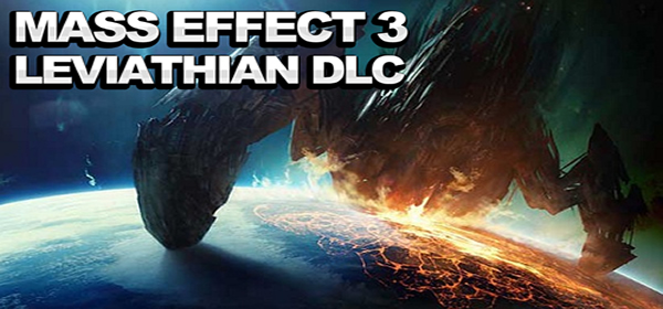 Mass Effect 3 Leviathan New DLC