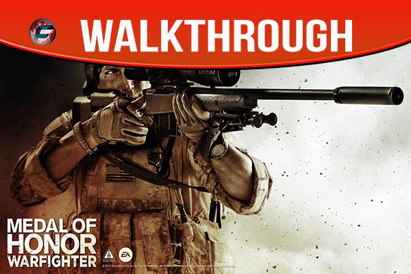 Medal of Honor Warfighter Walkthrough and Wiki Guide