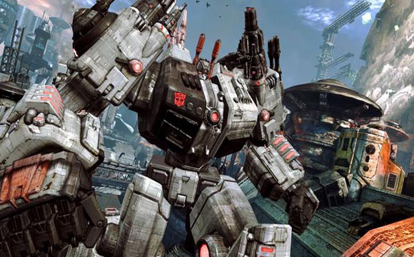 Meet Metroplex the biggest Transformer in Transformers: Fall of Cybertron